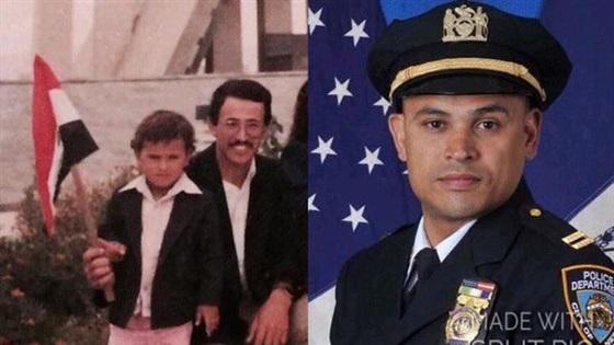 قصة مهاجر يمني أصبح قائدًا في شرطة نيويورك