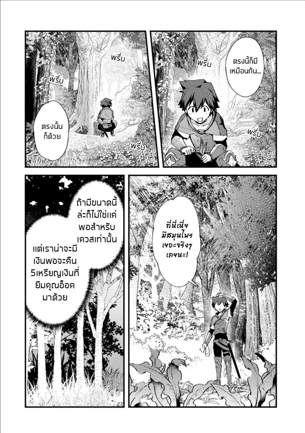 อ่านการ์ตูน Nido Tensei Shita Shounen wa S Rank Boukensha Toshite Heion ni Sugosu-zense ga kenja de eiyuu datta boku wa raisede wa jimini ikiru ตอนที่ 3 หน้าที่ 17
