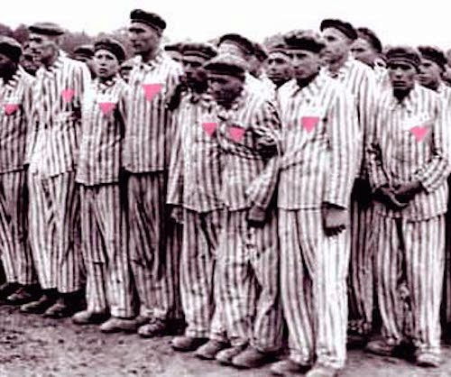 holocaust and gay
