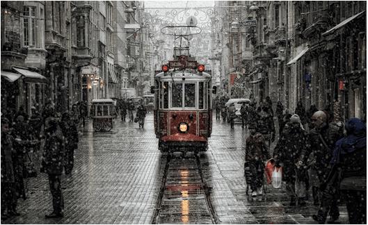 Sevgiliyle İstanbul'da Gezilecek Yerler