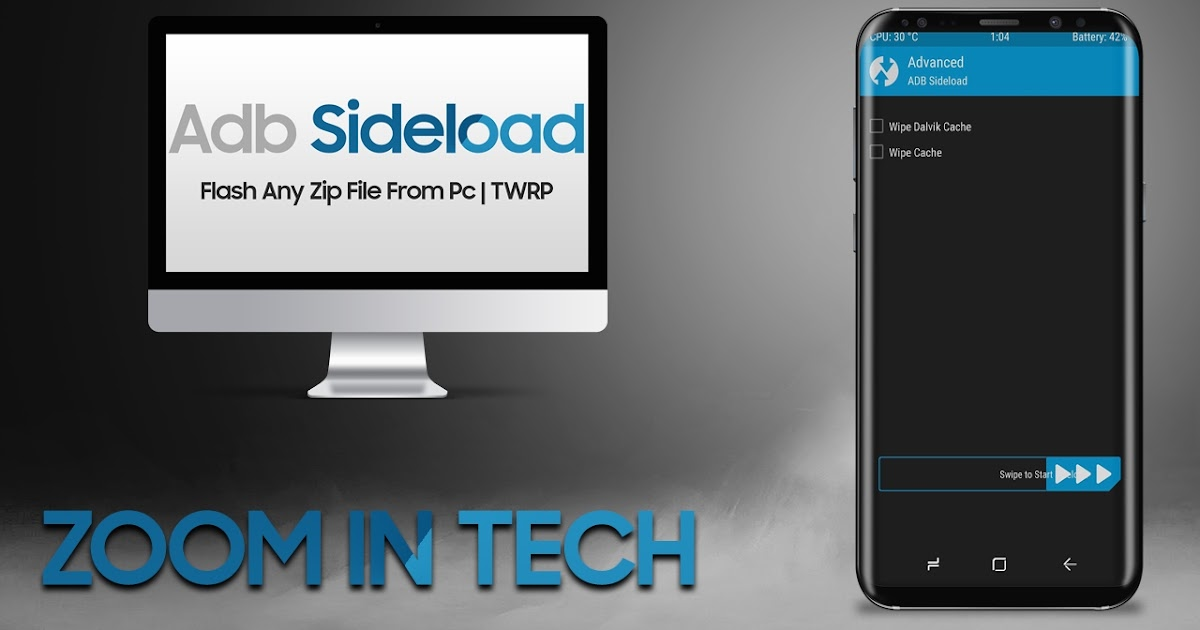 android download zip adb