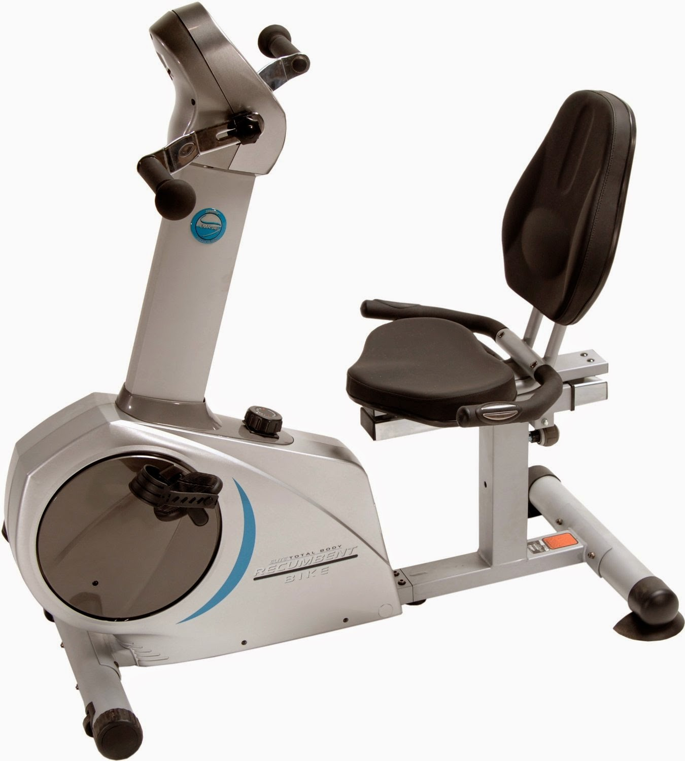 Exercise Bike Zone Stamina Elite Total Body Recumbent