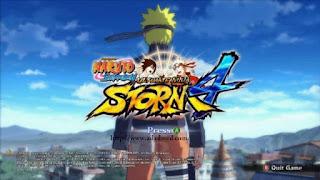 Naruto Ultimate Ninja Storm 4 Mod Senki by M Rifaldi Apk