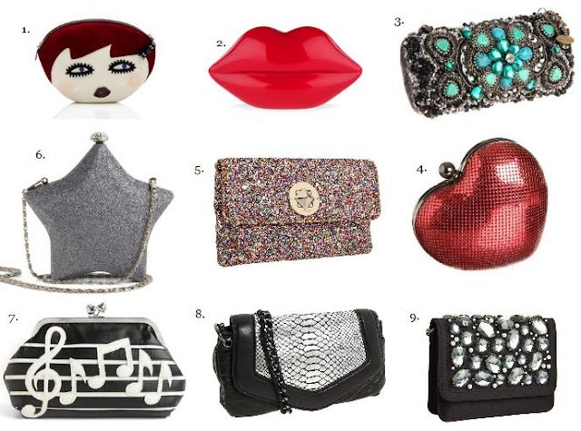 Gift Guide: Clutches