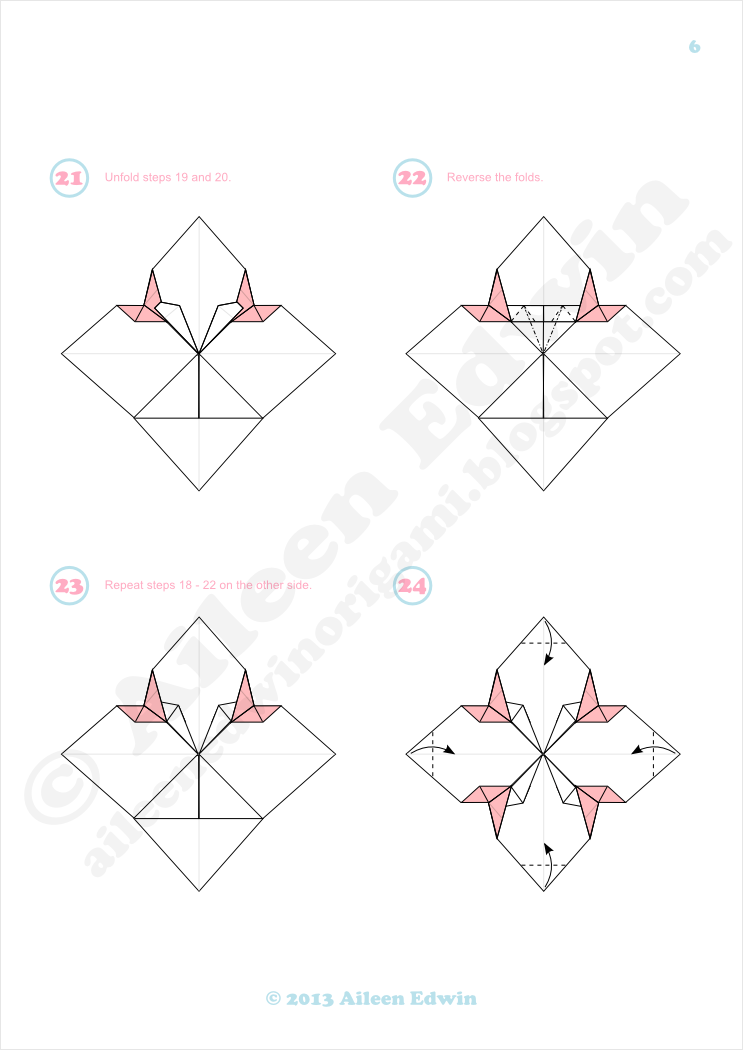 origami photos and diagrams