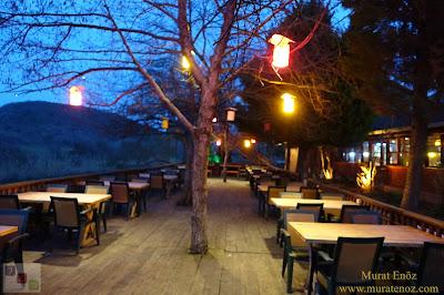 Huzur Bahçesi / Serenity Garden Restaurant, Paşamandıra Köyü, Beykoz
