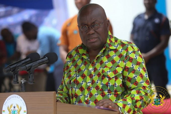 """""""We Want To Make Ghana A Leading Country In TVET Delivery In Africa"""" – President Akufo-Addo"""