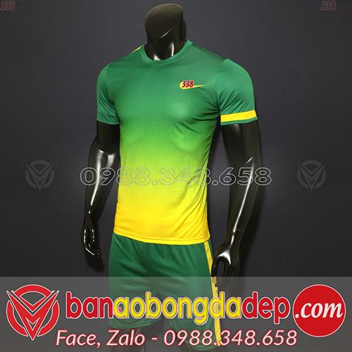 Áo không logo Nike GiNa SLM01 Xanh Lá