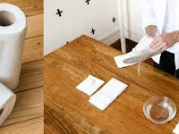 5 Spots you ought to ne'er Clean With Paper Towels