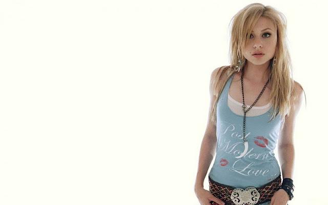 American Actress Alyson  Michalka
