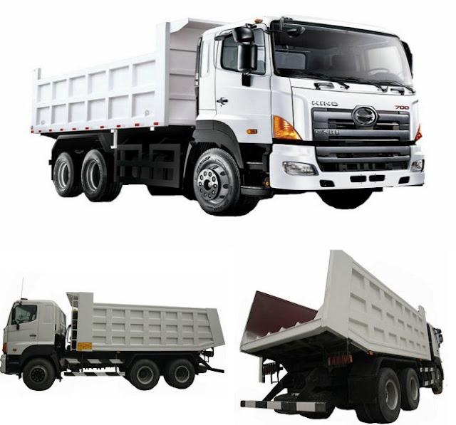 gambar truk modifikasi hino tahun 2017