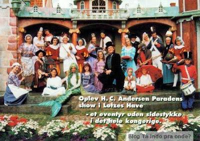 Hans Christian Andersen Parade