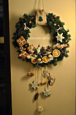 Zielono Mi Tu Dekoracje świąteczne Christmas