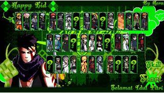 Naruto Senki Mod Character Kawaki Special Idul Fitri Apk for android