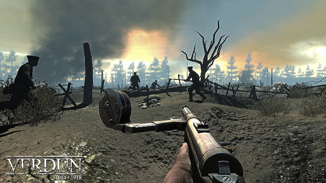 Разработчики Verdun объявили дату выхода игры на Xbox One