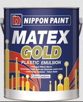 Harga Cat Genteng Matex Nippon Paint
