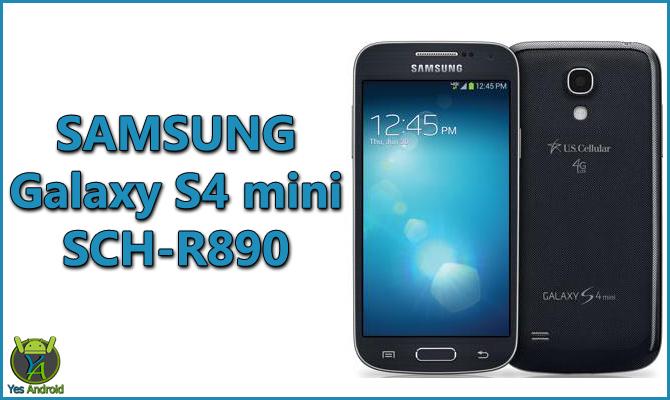 Download R890TYUBPD2 | Galaxy S4 mini SCH-R890