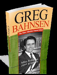 Greg Bahnsen book biography