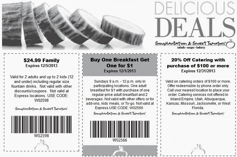 Superb Sweet Tomatoes Printable Coupons June 2017 Download Free Architecture Designs Xerocsunscenecom