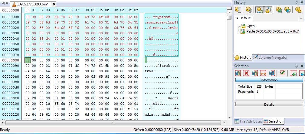 How to decrypt nq vault photos