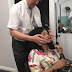 Nollywood Actress, Mercy Aigbe Visits Face Surgeon In UK