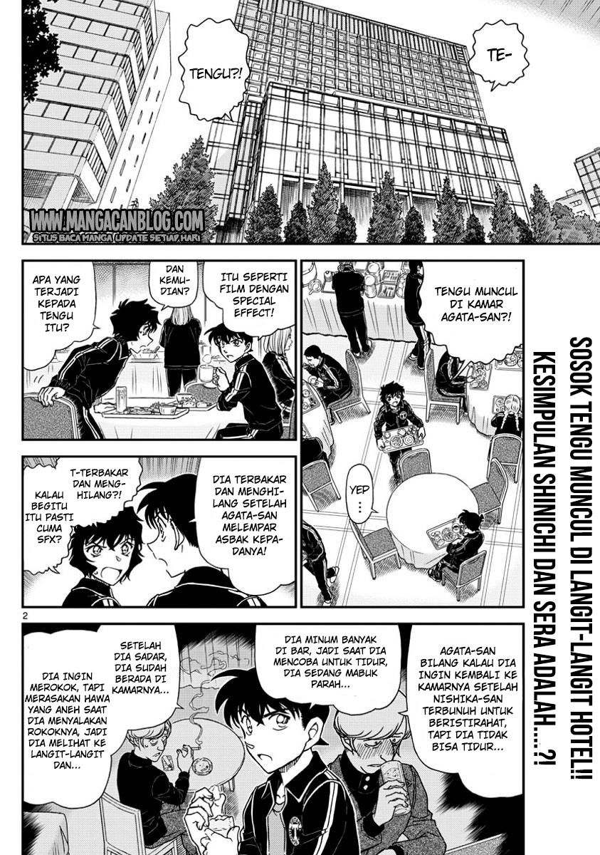 Detective Conan Chapter 1002-2
