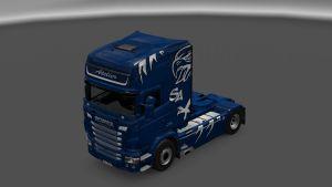 Scania RJL Atelier Skin