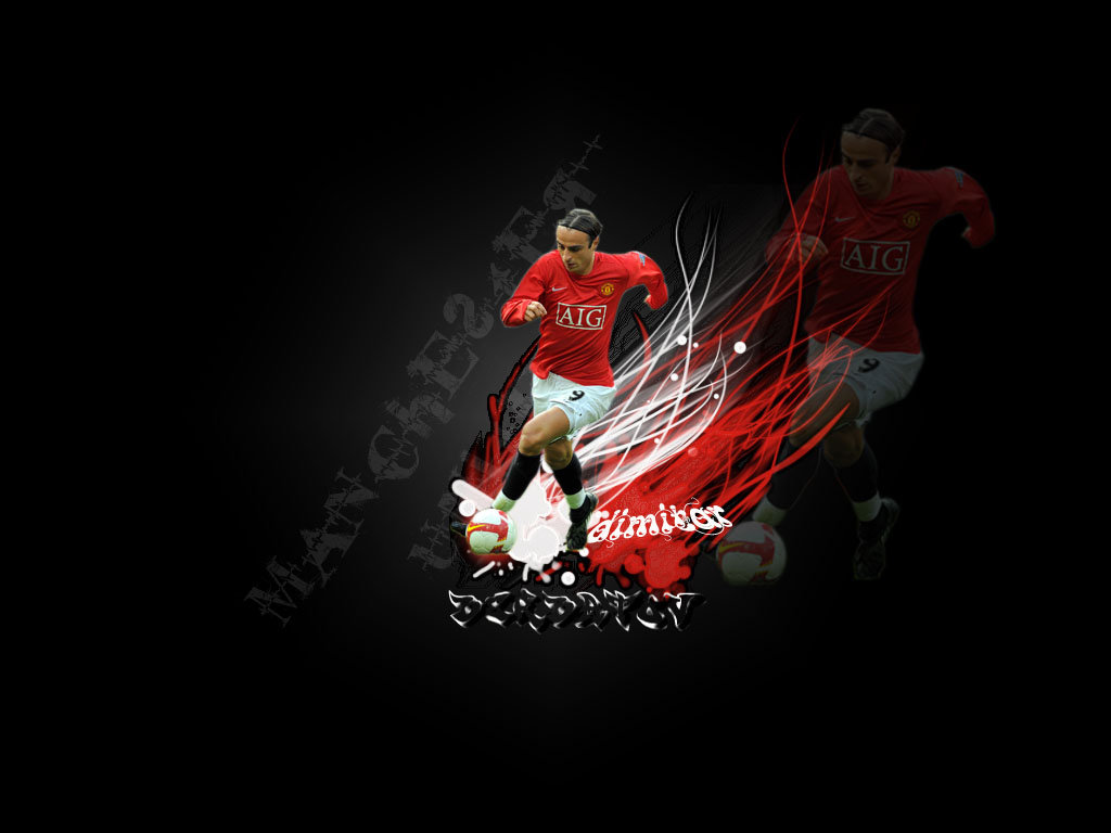 Dimitar Berbatov wallpapers ~ Cool Sports Players