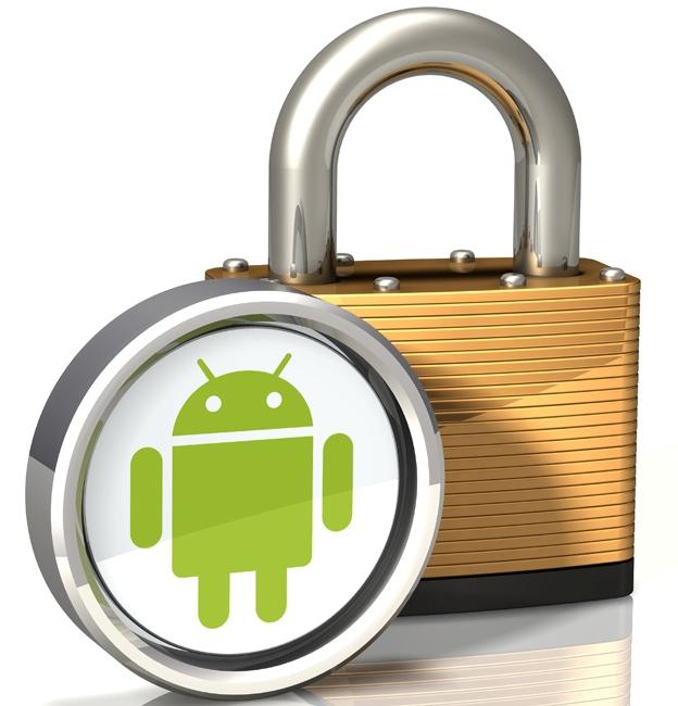 Roid Lock App
