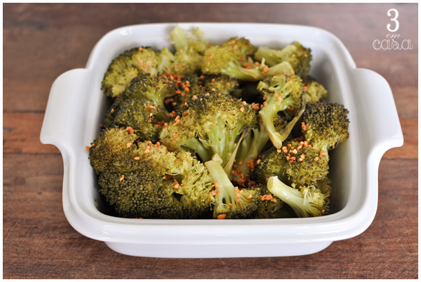 como preparar brócolis