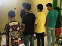 Hayo.. Bikin Video Lelucon Salat Tarawih, 7 Pemuda di Wajo Diringkus Polisi
