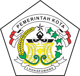Kota Lhokseumawe Logo Vector CDR CorelDraw
