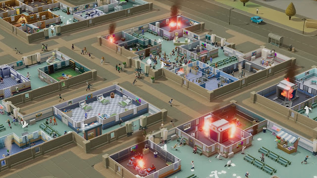 Two Point Hospital PC imagenes