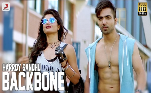 Hardy Sandhu Backbone Jaani B Praak Zenith Sidhu Latest Romantic Punjabi Song 2017