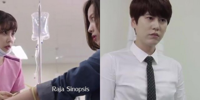 Sinopsis Web Drama Bong Soon A Cyborg in Love Episode 2