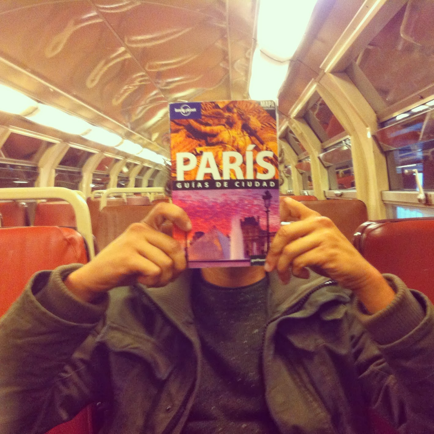 Lonely Planet Into the Wild Paris