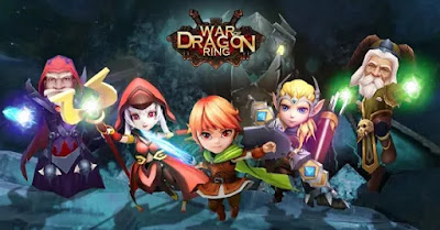 Game War of Dragon v3.1 Mod APK + OBB Data (Damage + Skills + 1 Hit Kill)