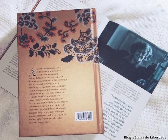 Resenha, opiniao, livro, O-alforje, Bahiyyih-Nakhjavani, tag-livros, foto, imagem, trechos, sinopse