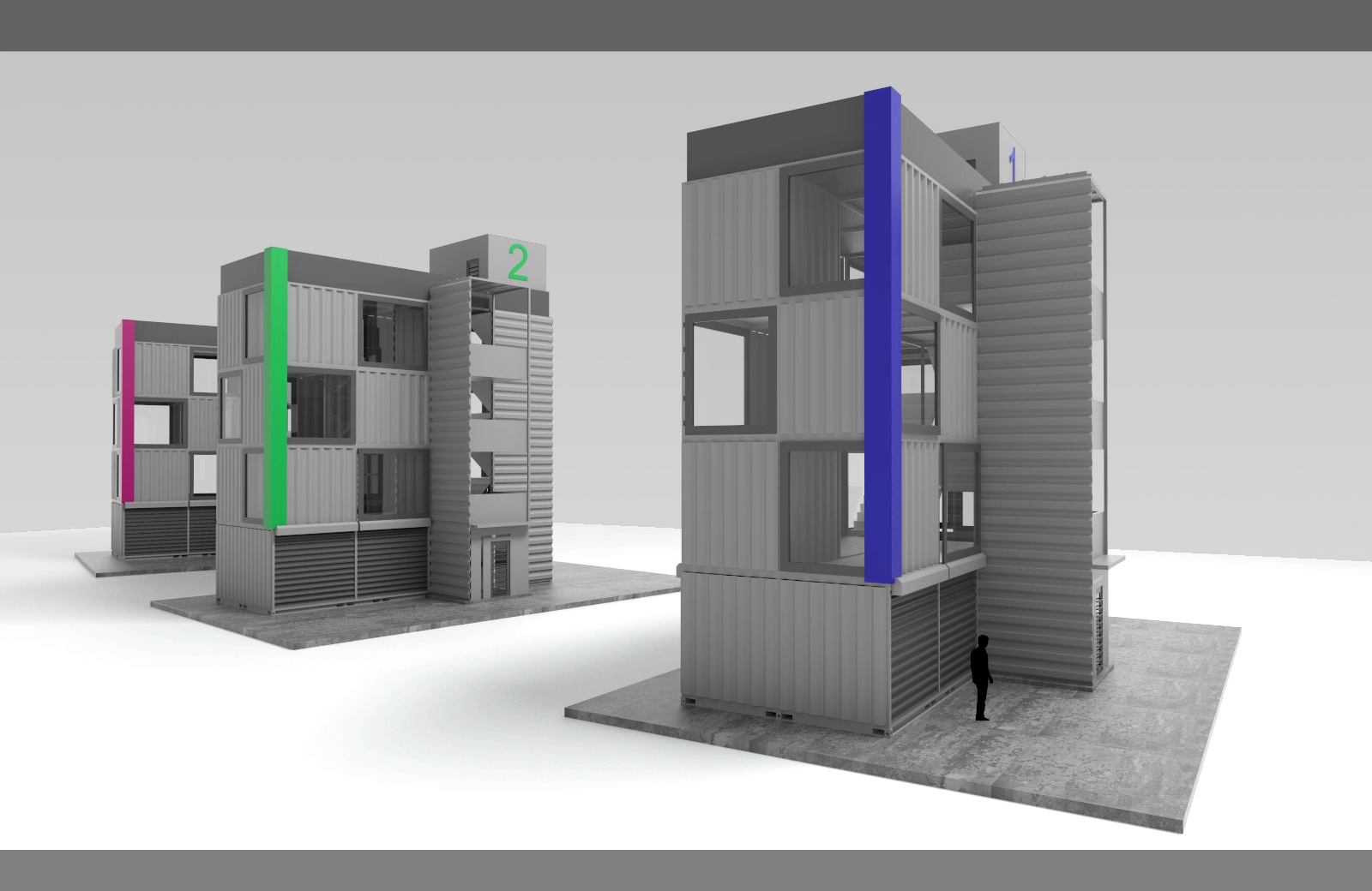 Helios Labs 3d Shipping Containers In Sketchup
