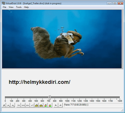 Software editing videot