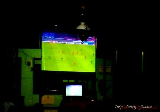 Nobar Timnas Indonesia Vs Thailand DI Balai Besa Tlogowaru, DI sini Timnas Garuda Menang