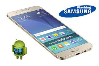 Cara Mudah Flashing Samsung Galaxy A8 SM-A800F