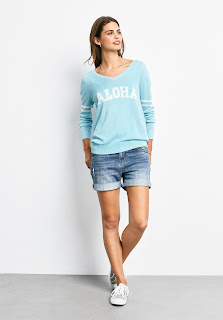 Hush Denim Shorts - Reading, Writing, Booking