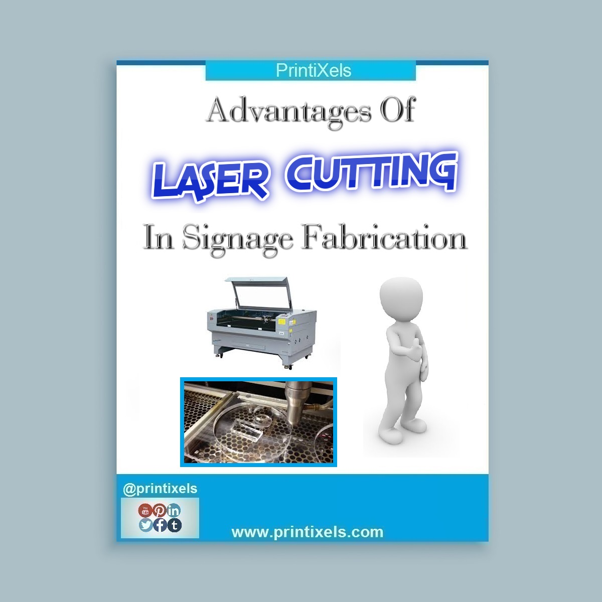 Advantages Of Laser Cutting In Signage Fabrication