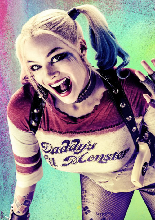 eee56be0c829fc Margot Robbie for the Movie  Suicide Squad