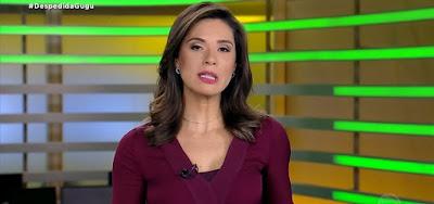 Apresentadora troca Globo por Record e ganha chance em rede nacional