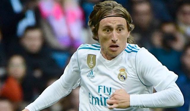 Gelar Ballon d'Or 2018 Jadi Milik Luka Modric