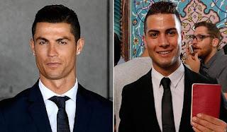 Ronaldo 'KW Super' dari Iran