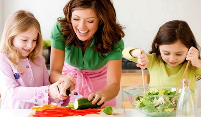 Makanan Sehat untuk Anak Anda