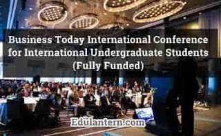 International Business Conference in USA for Undergraduate Students (Fully Funded)